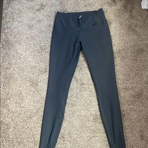Nike Dri-Fit leggings size XS dark grey